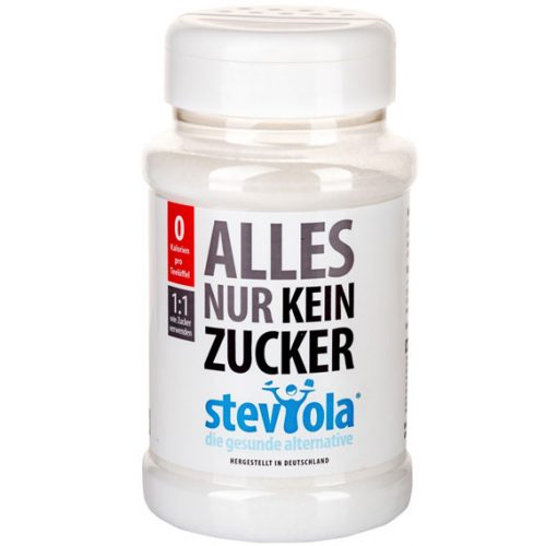 Продукт Стевиола прах 350 г, в стандартна опаковка.