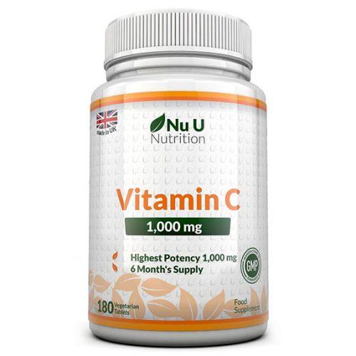 Витамин-C-таблетки-forlife-корица