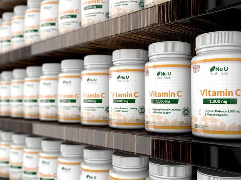 Витамин С за добро зрение.