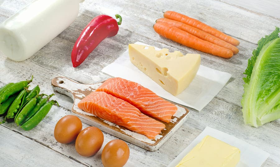 храни метаболитни бустери