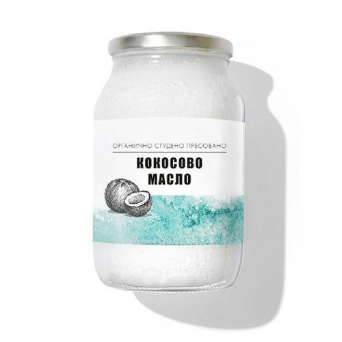 кокосово масло корица