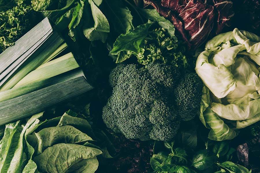 Кръстоцветни зеленчуци, полезни за здравето на мозъка.