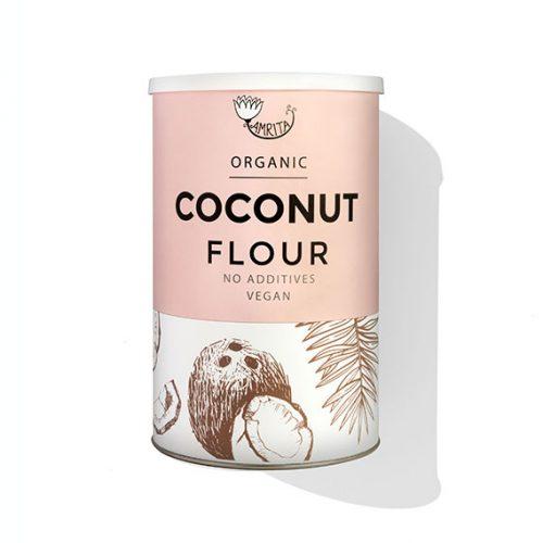кокосово брашно корица